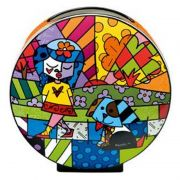 Wazon Best Friend 20 cm Romeo Britto