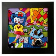Obraz Best Friend 32.5cm Romero Britto
