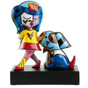 Figurka Best Friend  37cm Romero Britto