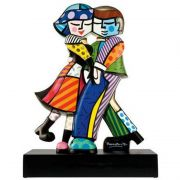 Figurka Cheek to Cheek 64 cm Romeo Britto