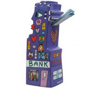 Skarbonka My Pointy Piggy Bank 21.5cm James Rizzi