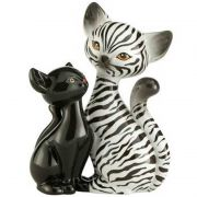 Zebra Kitty in Love Kitty de Luxe