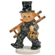 Figurka Kominiarz Chimney Sweep 13cm
