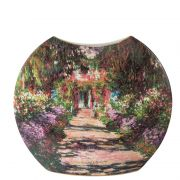 Wazon Pathway in Monet's Garden 30 cm Claude Monet