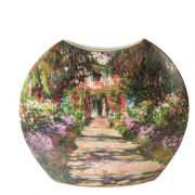 Wazon Pathway in Monet's Garden 20 cm Claude Monet