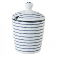 Cukiernica porcelanowa Candy Stripe Laura Ashley
