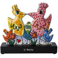 Figurka Our colorful family 16,5cm James Rizzi Goebel
