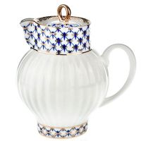Mlecznik Siatka Bone China 270ml Łomonosov