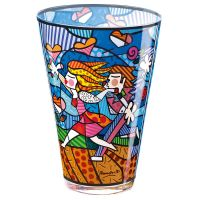 Wazon Love Blossoms 20cm Romero Britto