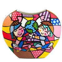 Wazon Children of the World 21cm Romero Britto