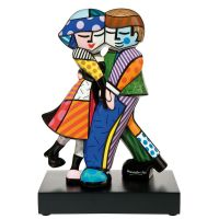 Figurka Cheek to Cheek 23.5 cm Romero Britto Goebel