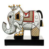 Figurka Golden 29 cm Romero Britto Goebel