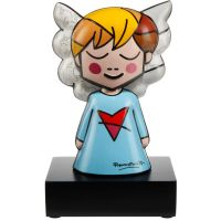 Figurka Blue Angel 25cm Romero Britto Goebel