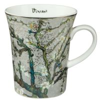 Kubki Almond Tree Silver 400ml Vincent van Gogh Goebel