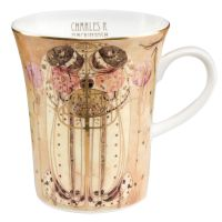 Komplet kubków 'Wassail' 400 ml Charles Rennie Mackintosh Goebel