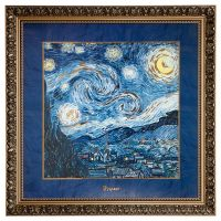 Obraz Starry Night 68x68cm Vincent van Gogh Goebel