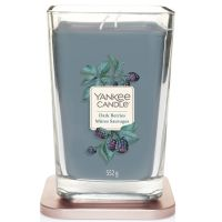 Świeca duża Dark berries Yankee Candle