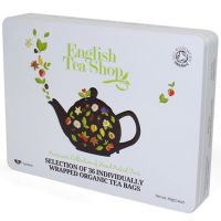 Zestaw Herbat Bio Luxury Tea Gift 36 torebek English Tea Shop