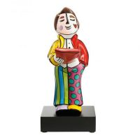 Figurka Singer -big Pop Art Romero Britto