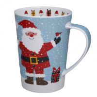 Kubek Argyll Snow Flurry Santa 500ml Dunoon