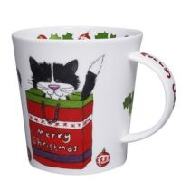 Kubek Cairngorm Christmas Cats 480ml Dunoon
