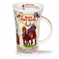 Kubek Glencoe British Horse Racing 500ml Dunoon