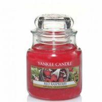 Świeca mała Red Raspberry Yankee Candle
