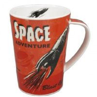 Kubek Argyll Dare Devils Space Adventure 500ml Dunoon