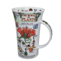 Kubek Glencoe The World of Plants 500ml Dunoon