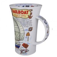 Kubek Glencoe Sailboat Anatomy 500ml Dunoon