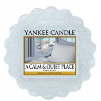 Wosk A calm & quiet place Yankee Candle