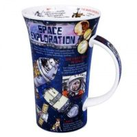 Kubek Glencoe Space Exploration 500ml Dunoon