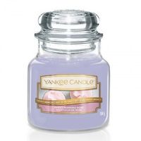 Świeca mała Yankee Candle Sweet Morning Rose