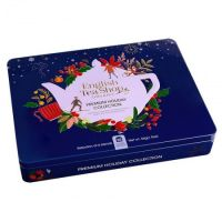 Zestaw Herbaty Świątecznej Premium Holiday Collection BLUE BIO English Tea Shop