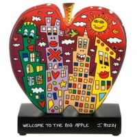 Figurka Welcome to the Big Apple 19cm James Rizzi Goebel