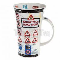 Kubek Glencoe Know Your Road Signs 500ml Dunoon